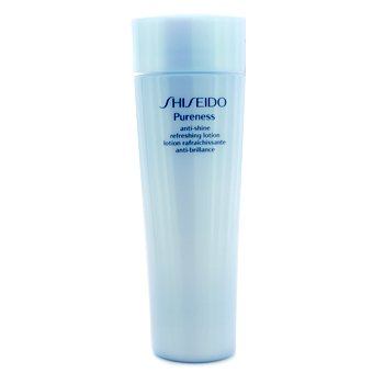 Shiseido-Pureness Anti-Shine Refreshing Lotion