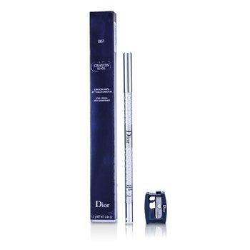 Christian Dior Khol Pencil - No. 007 White  1.2g/0.04oz