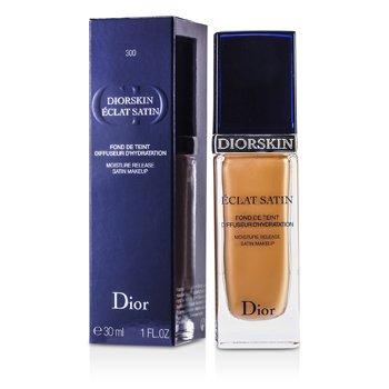 Christian Dior-Diorskin Eclat Satin - # 300 Medium Beige