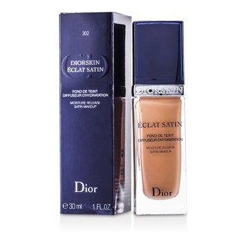 Christian Dior-Diorskin Eclat Satin - # 302 Rosy Beige