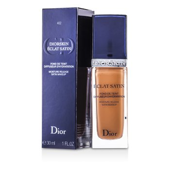 Christian Dior-Diorskin Eclat Satin - # 402 Rosy Sand