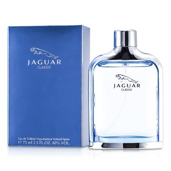 Jaguar Jaguar Eau De Toilette Spray 75ml/2.5oz