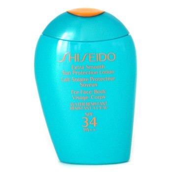 Shiseido-Extra Smooth Sun Protection Lotion SPF 34 PA++