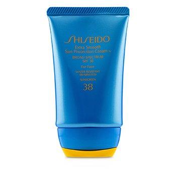 SHISEIDO | Shiseido Extra Smooth Sun Protection Cream PA+++ SPF 38 50ml/1.7oz | Goxip