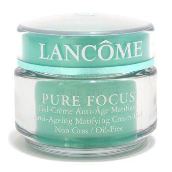 Lancome-Pure Focus Anti-Ageing Matifying Cream-Gel Oil-Free