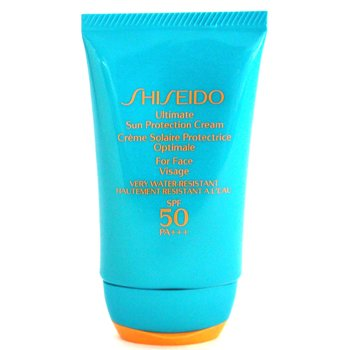 Shiseido-Ultimate Sun Protection Face Cream SPF 50 PA+++