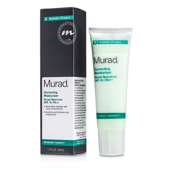 MuradCorrecting Hidratante SPF 15 50ml/1.7oz