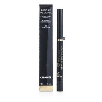 Chanel Ecriture De Chanel Delineador de Ojos L�quido - 10 Noir  1.3ml/0.04oz