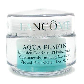 Lancome-Aqua Fusion Continuously Infusing Moisture Cream ( Dry Skin )