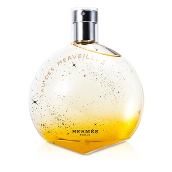 HermesEau Des Merveilles Agua de Colonia Vaporizador 100ml/3.3oz