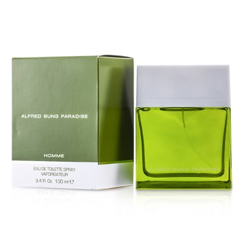 Alfred Sung Paradise Eau De Toilette Spray 100ml/3.4oz