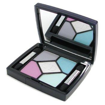 Christian Dior-5 Color Eyeshadow - No. 250 Seascap