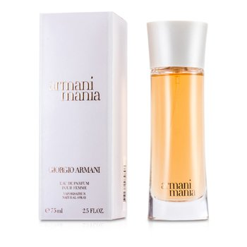 Giorgio ArmaniMania Femme Eau De Parfum Spray 75ml/2.5oz