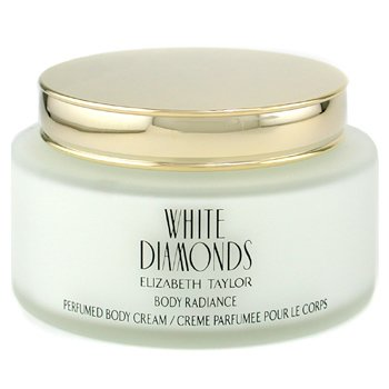 Elizabeth Taylor-White Diamonds Perfumed Body Cream