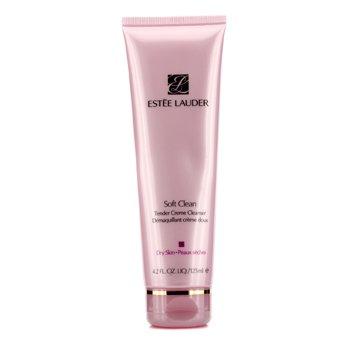 Estee Lauder Soft Clean Tender Creme Cleanser (Dry Skin) 125ml/4.2oz