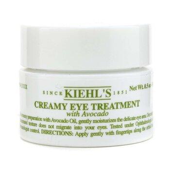 Kiehl'sTratamiento Cremosos de Ojos con Aguacate   14ml/0.5oz