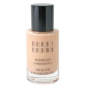 Bobbi Brown Moisture Rich Base SPF15 - #3.5 Warm Beige 30ml/1oz