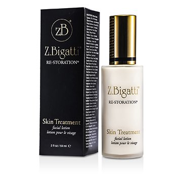 Z. Bigatti-Re-Storation Skin Treatment Facial Lotion