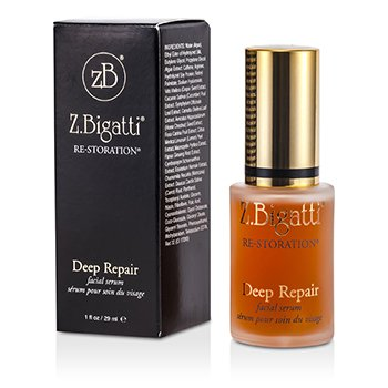 Z. Bigatti-Re-Storation Deep Repair Facial Serum