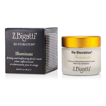 Z. Bigatti-Re-Storation Illuminate Firming & Brightening Facial Cream