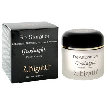 Z. Bigatti Re-Storation Goodnight Facial Cream  56g/2oz