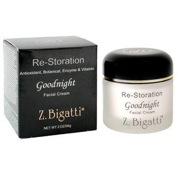 Z. Bigatti-Re-Storation Goodnight Facial Cream