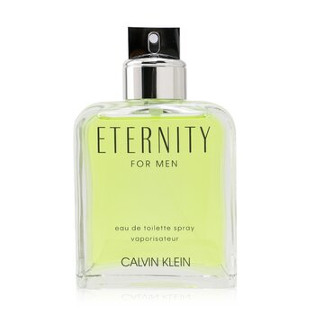 Calvin Klein Eternity Eau De Toilette Spray (Limited Edition)  200ml/6.7oz