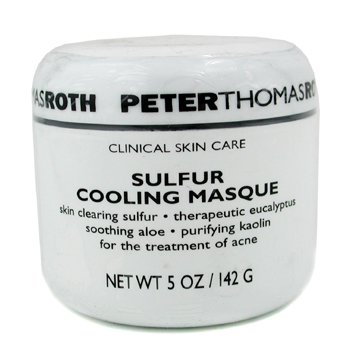 Peter Thomas RothSulfur Cooling M�scara facial antiidade 149g/5oz