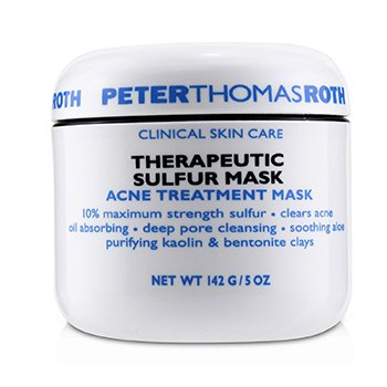 Peter Thomas RothTherapeutic Sulfur Mascarilla - Tratamiento Acne 149g/5oz