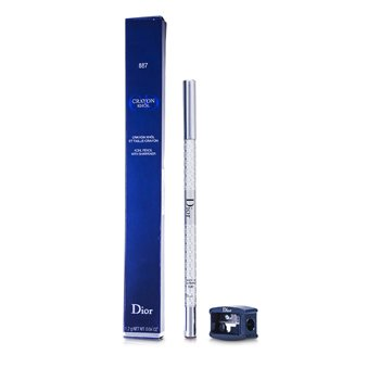 Christian Dior Khol Pencil - No. 887 Magenta Brown  1.2g/0.04oz