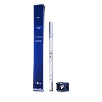 Christian Dior-Khol Pencil - No. 887 Magenta Brown