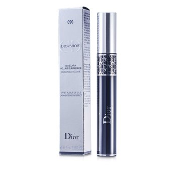 Christian Dior Diorshow Mascara - # 090 Black  11.5ml/0.38oz