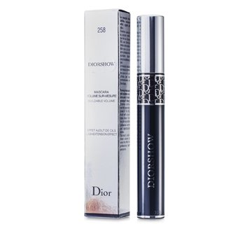 Christian Dior Diorshow Mascara - # 258 Azure Blue  11.5ml/0.38oz