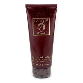 Equus Hair & Body Shower Gel Lalique Экьюз Гель для Душа для Волос и Тела 200ml/6.7oz