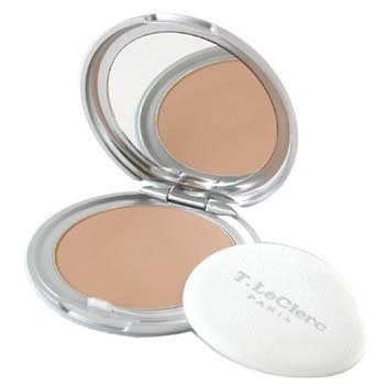 T. LeClerc-Pressed Powder - No. 08 Cannelle