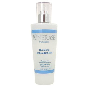 Kinerase-Hydrating Antioxidant Mist