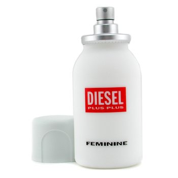 Diesel Plus Plus Eau De Toilette Spray  75ml/2.5oz