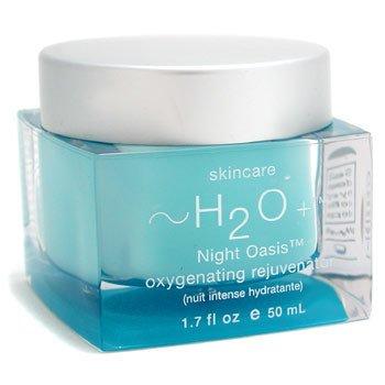 Night Oasis Oxygenating Rejuvenator H2O+ Оазис Ночное Кислородное Омолаживающее Средство 50ml/1.7oz