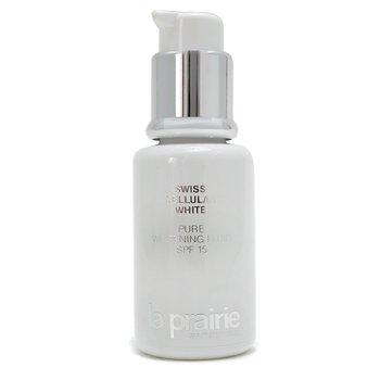 La Prairie-Swiss Cellular White Whitening Fluid SPF 15
