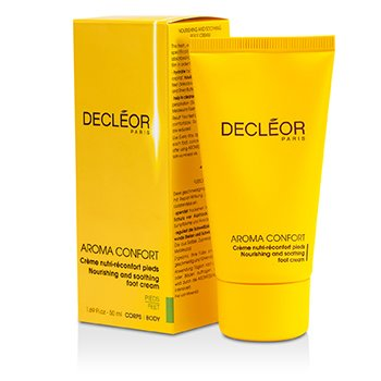 Decleor-Feet Care Cream