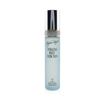 Elizabeth Taylor Sparkling White Diamonds Eau De Toilette Spray  50ml/1.7oz