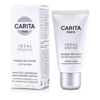 Carita-Ideal Douceur Cotton Mask ( Sensitive Skin )