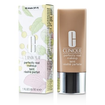 Clinique Perfectly Real MakeUp - #02P  30ml/1oz