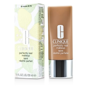 Clinique-Perfectly Real MakeUp - #36N