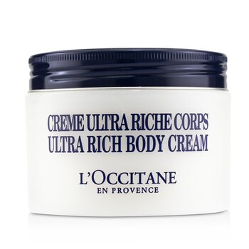 L`Occitane Shea Butter Ultra Rich Body Cream 200ml/7oz