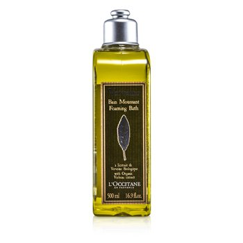 L'Occitane Verbena Harvest Foaming Bath 500ml/16.9oz