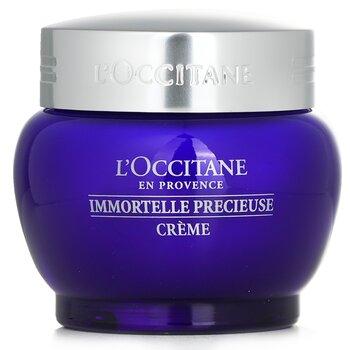L'Occitane Immortelle Harvest Precious Cream - Krim Malam Hari  50ml/1.7oz