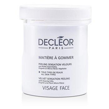 Decleor-Velvet Sensation Peeling ( Salon Size )