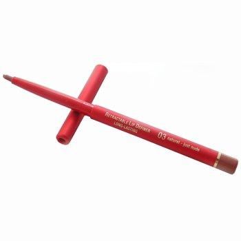 Clarins-Retractable Lip Definer - #03 Just Nude