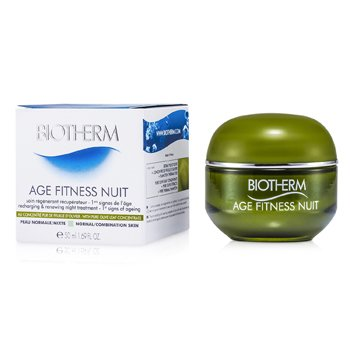 Biotherm-Age Fitness Power 2 Recharging & Renewing Night Treatment ( N/C )